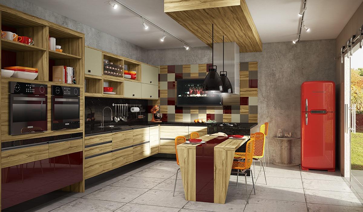 Cozinha Planejada Ambiente 10