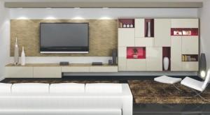 Home Theater Planejado 5