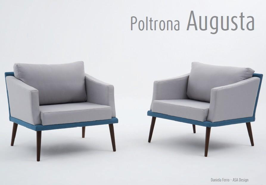 Poltrona Augusta