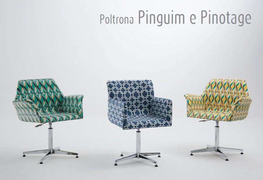Poltrona Pinotage