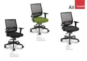 cadeira cavaletti air 3
