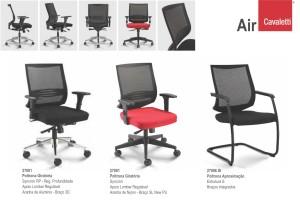 cadeira cavaletti air 4