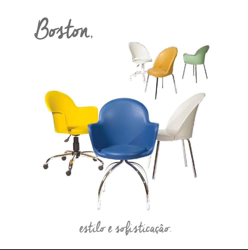 Cadeiras Boston