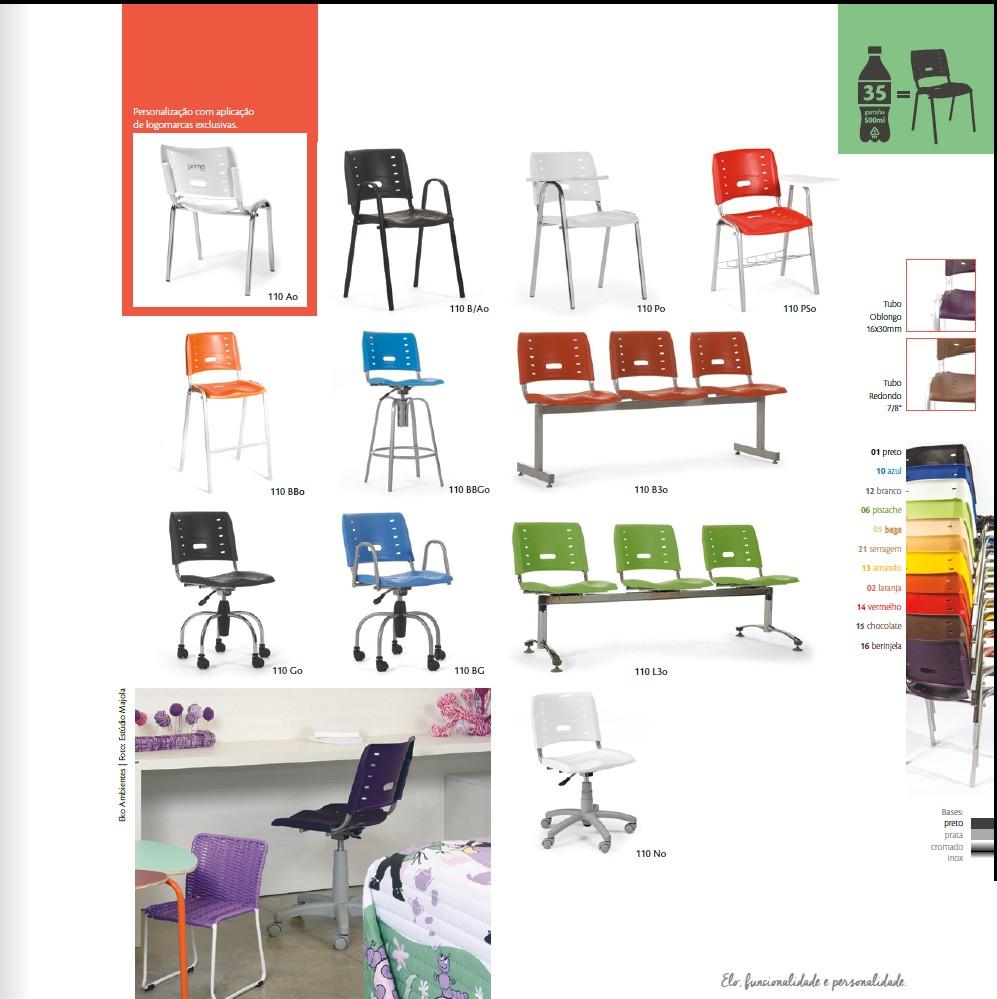 Cadeiras elo 1