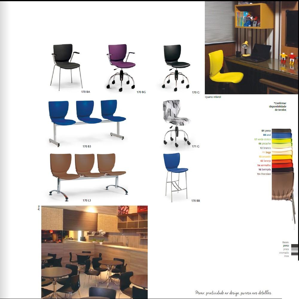 Cadeiras mono 1