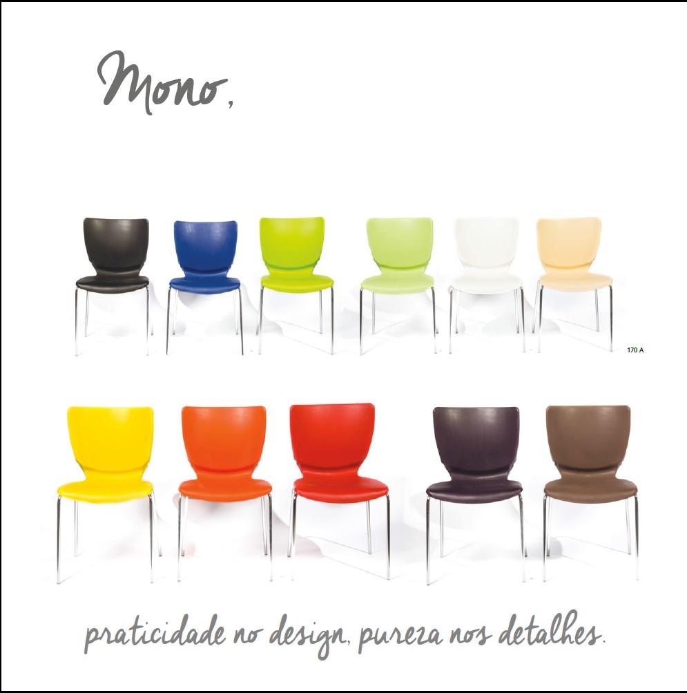 Cadeiras mono