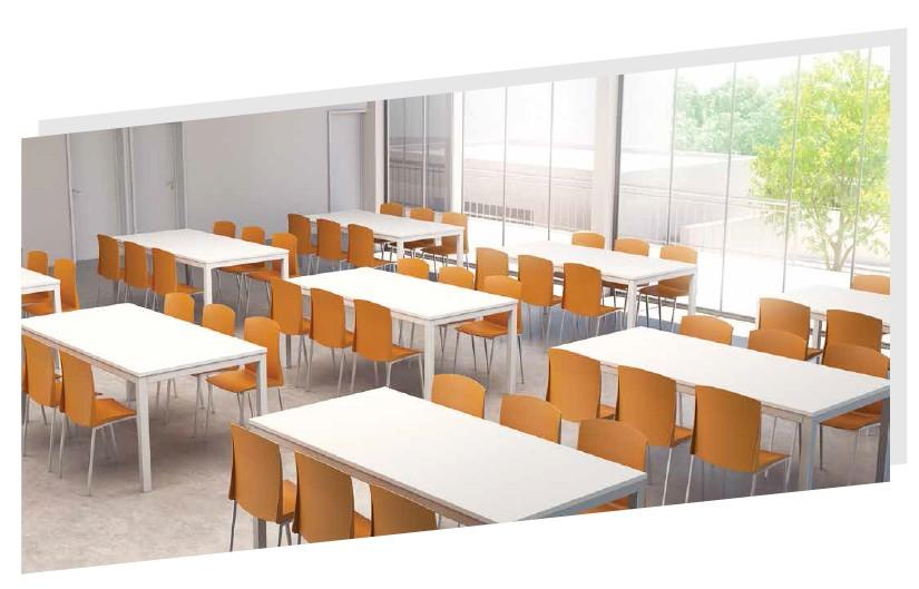 mesas para escritório  - Linha Gold 3