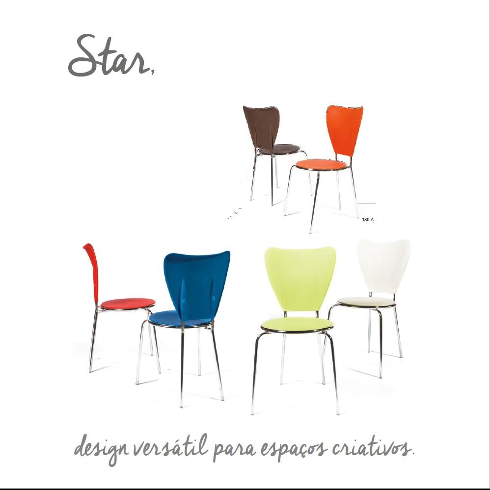 cadeiras Star